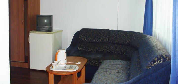 От 6 дней отдыха в санатории «Полонина» в Трускавце