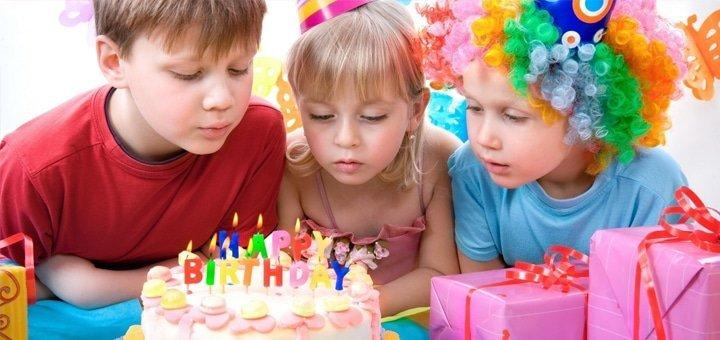 """Отличное настроение у именинника, его гостей и родителей! День Рождения ребенка в детском клубе """"DamiAni"""" в ТК """"Passage"""""""