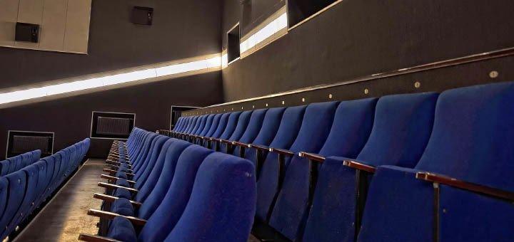 Cкидка 50% на билеты или билет в подарок в сети кинотеатров «Kinoland»
