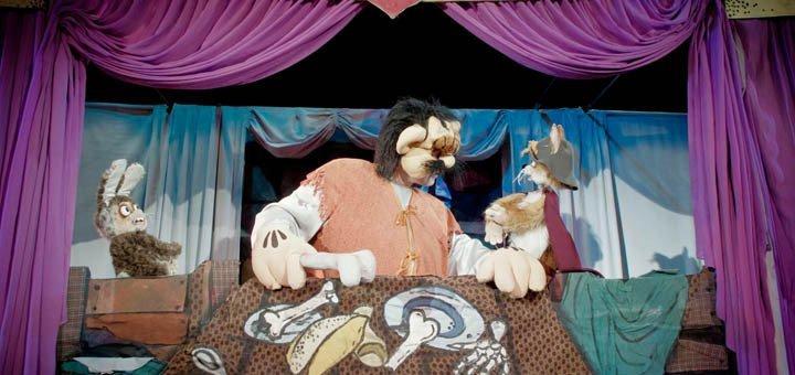 Скидка 50% на спектакли в Киевском муниципальном академическом театре кукол