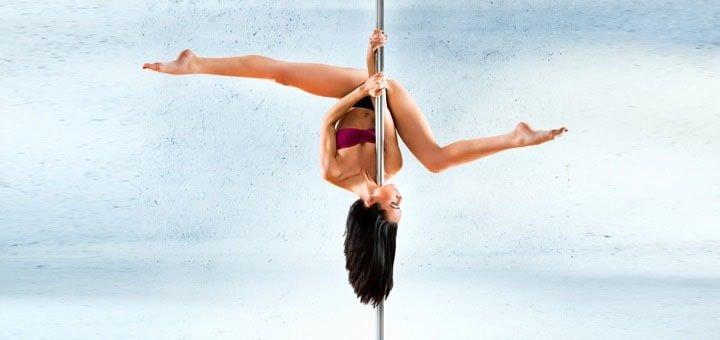 """Новые движения страсти в Pole-Dance! Абонемент на тренировки pole dance от """"Lady Marmalade""""!"""