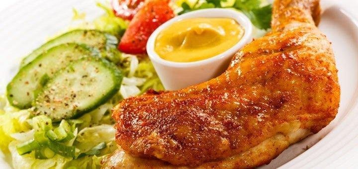 До 50% скидки на все меню кухни и вина Франции в ресторане «Jardin»!