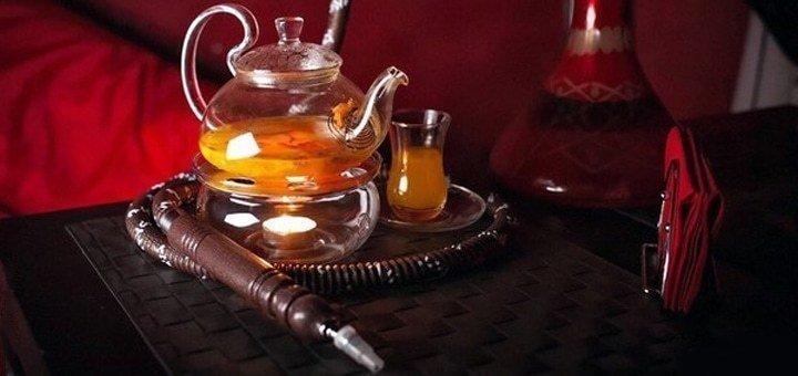 Скидка 31% на классический кальян и чай в кальян-баре «Брайтон Бич»