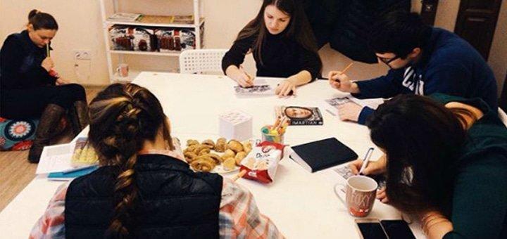 Занятия английским на Осокорках в «Lingua Fox»