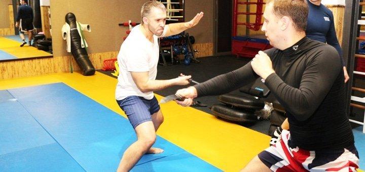 8 или 16 занятий единоборствами в школе рукопашного боя Волошко Олега