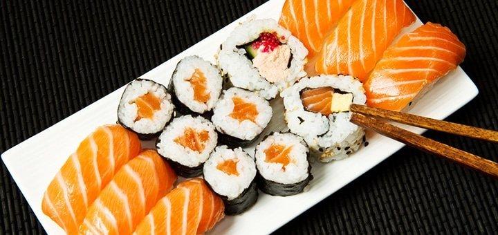 Скидка 25% на все меню в экспресс суши «Бон Япон»
