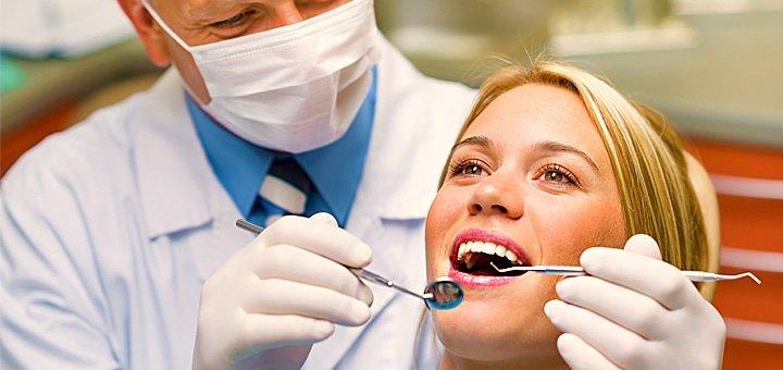1 или 2 комплекса процедур по чистке зубов для одного или двоих в стоматологии «Правильный выбор»!