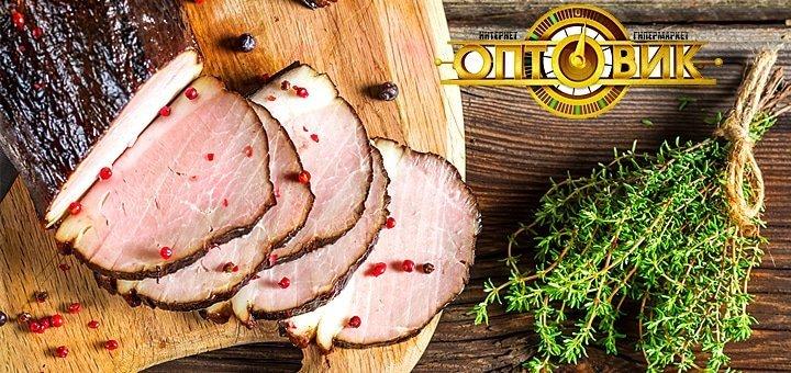 Дешевле чем в супермаркете! 20% скидки на все виды мяса, сыра, макарон твердых сортов пшеницы в магазине «Оптовик»!
