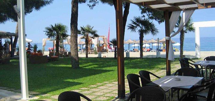 Скидка 40% на отдых в Греции 12 ночей Oceana Hotel 2*