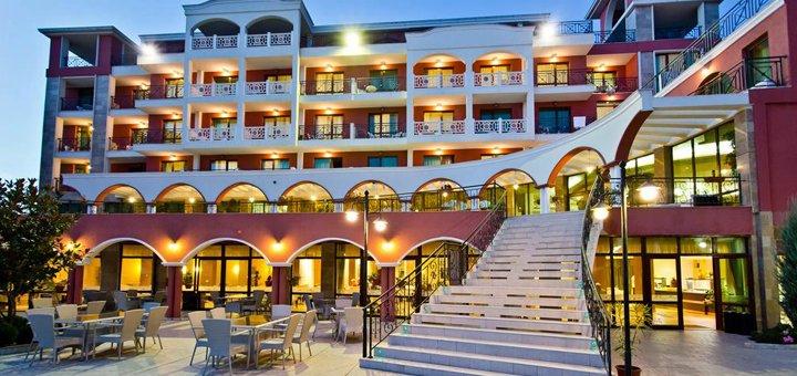 Скидка 23% на отдых в Болгарии ST.GEORGE PALACE 4*