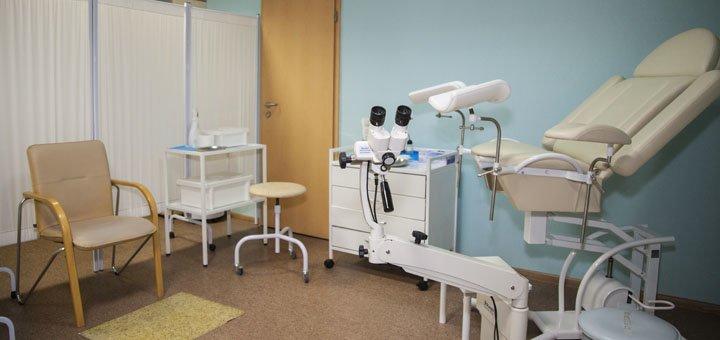 Комплексное обследование у гинеколога в медицинском центре «Герц»