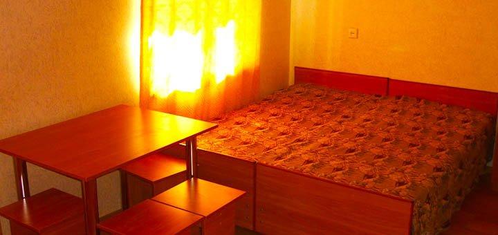 От 3 дней семейного отдыха с питанием на базе отдыха «Січ» в Каролино-Бугазе. Заезд с 01.07.2017 по 10.09.2017