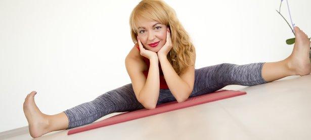 8 занятий по любому направлению йоги в «Киевской школе йоги»