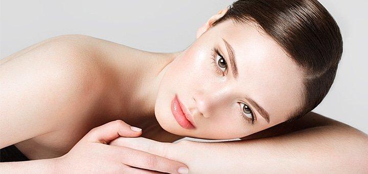 До 5 сеансов еlos-омоложение лица, шеи или зоны декольте в салоне красоты «Голливуд»