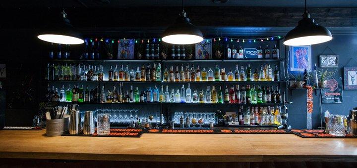 Скидка 30% на все меню кухни и бара в «Bar.Ber.Bar»