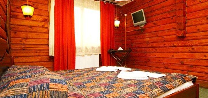 От 3 дней отдыха для двоих + пакет дополнительных услуг в эко-отеле «Изки» в Закарпатье