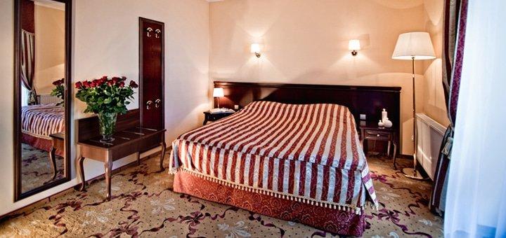 От 3 дней в роскошном отеле «Royal Medical Cezar» с пакетом «All SPA» в Трускавце