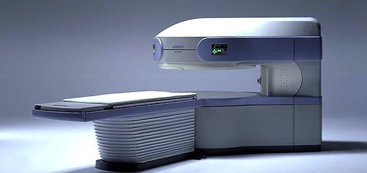 МРТ одного, двух или трех отделов на аппарате открытого типа в центре «КиевМед»