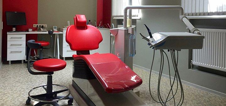 Профессиональная комплексная чистка зубов в стоматологической клинике «Viсtoria-Dent»
