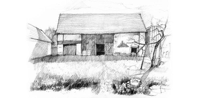 Курс академического рисунка карандашом для начинающих в творческой мастерской «Art Garden»