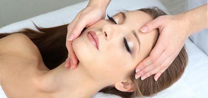 До 5 сеансов массажа лица для устранения дефектов кожи в салоне «Nova Я»