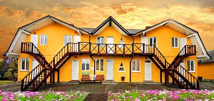 От 4 дней отдыха и лечения в санатории «Конвалія» в Трускавце