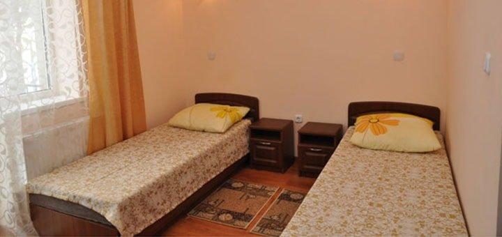 От 4 дней отдыха и лечения с трехразовым питанием в санатории «Конвалія» в Трускавце