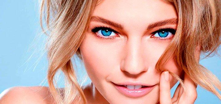 До 5 сеансов RF-лифтинга зоны лица и шеи или декольте на выбор от студии красоты «Натали»