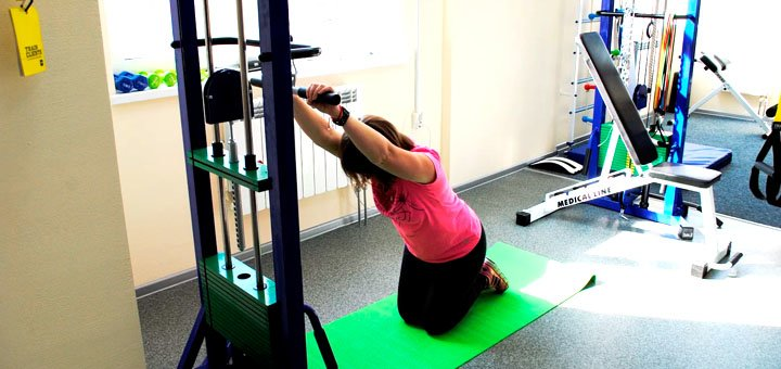 Курс оздоровления спины и стоп в «Актив Центр»