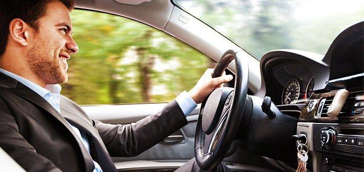 Полный курс обучения вождению на права категории В с практикой в автошколе «Авто Маг» на КПИ