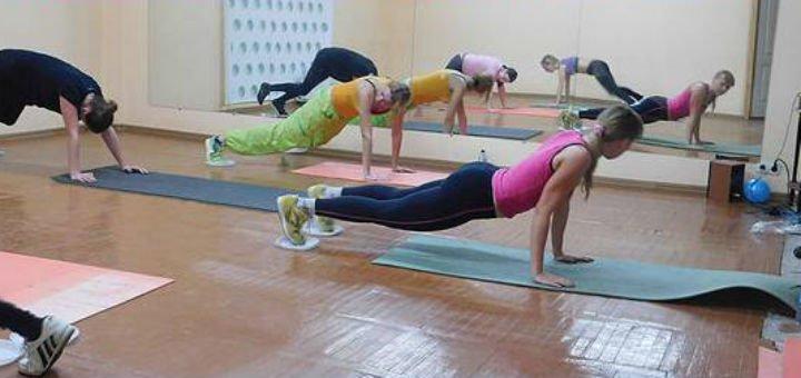 До 32 занятий фитнесом в танцевальном центере «Step UP»