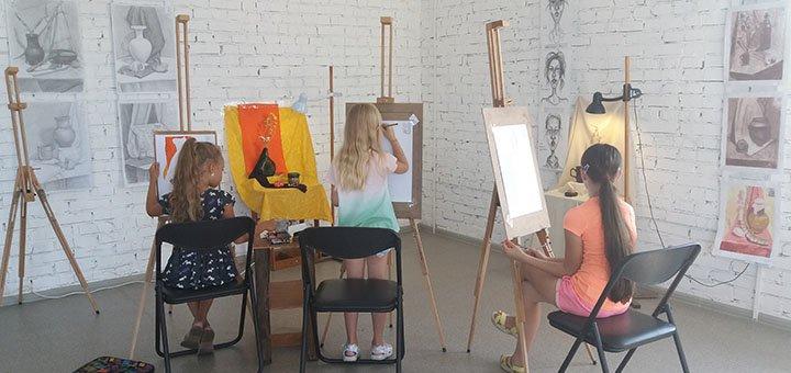 Курс обучения живописи в «Irpen Art School»