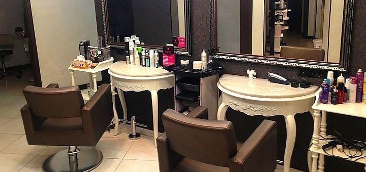 Стрижка, укладка и окрашивания волос в салоне красоты «Koko beauty style»