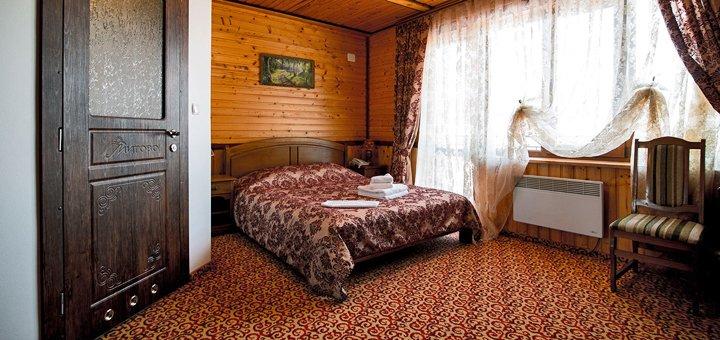 От 3 дней отдыха в отельном комплексе «Карпатська вежа» в Мигово