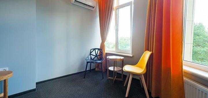 От 3 дней отдыха в отеле «Beehive» в Одессе