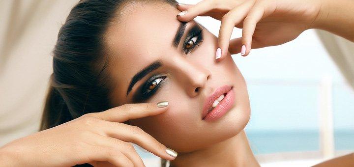 До 5 сеансов дизайна и биотатуажа бровей хной от косметолога Елены Бороденко