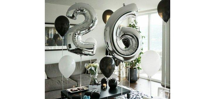 Скидка -40% на подарочный набор из шаров от «E-motions»