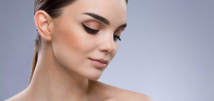 Микроблейдинг бровей от студии перманентного макияжа «The Beauty Room»