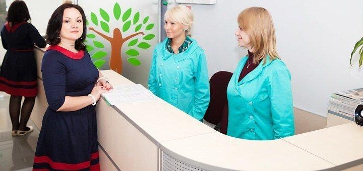 Консультация гастроэнтеролога, УЗИ в сети медицинских центров «Академия вашего Здоровья»