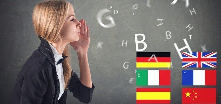 Безлимитный доступ к онлайн-курсам по изучению иностранного языка на выбор в центре New Mindset