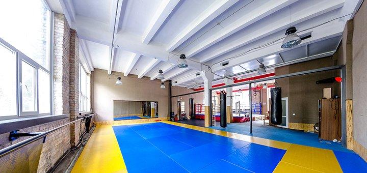 До 12 занятий рукопашным боем, ММА, боксом в школе рукопашного боя Олега Волошко