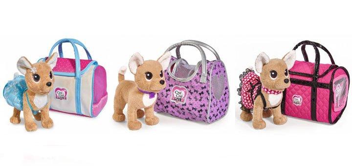 Скидка 10% на все плюшевые собачки «Chi Chi Love» в интернет-магазине «Simba-smoby.com.ua»