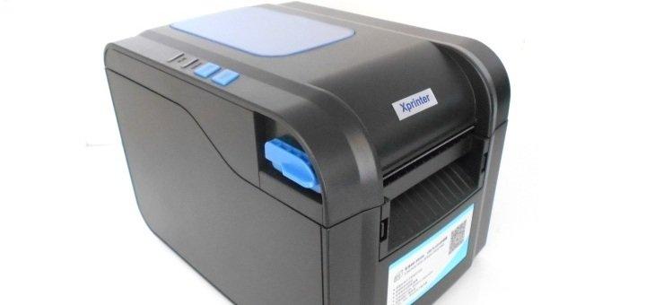 Скидка 5% на покупку универсального принтера этикеток и чеков