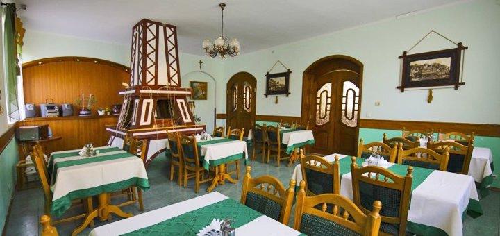 От 3 дней отдыха в отельном комплексе «Вилла Игнатьева» в Сходнице