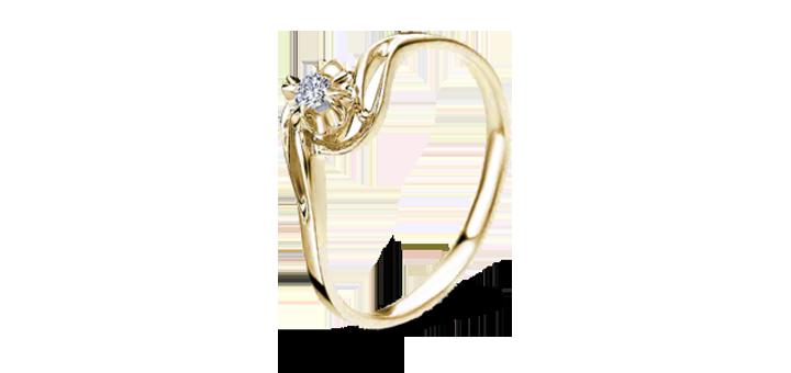 Скидка 10% на коллекцию эксклюзивных колец с бриллиантом
