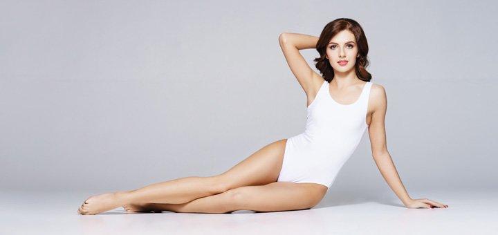 Восковая депиляция подмышек, ног или зоны бикини в студии красоты А.Пономарева