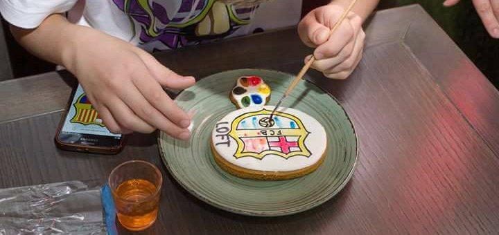 Скидка до 60% на мастер-класс по росписи пряников в кафе-пекарне «Пряня»