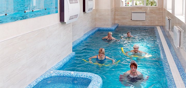 От 3 дней премиум-отдыха с питанием и лечением в SPA-санатории «Виктор» в Трускавце