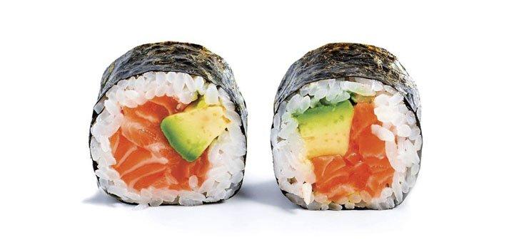 Скидка 40% на все меню на самовынос от «SushiGo»