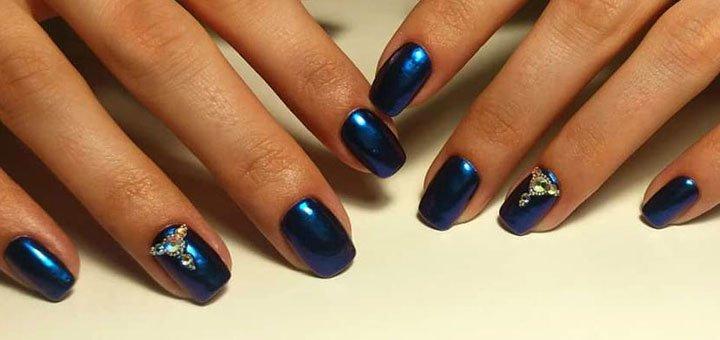 Маникюр, педикюр и покрытие гель-лаком в салоне красоты «Hello Esperanza nail & brow bar»